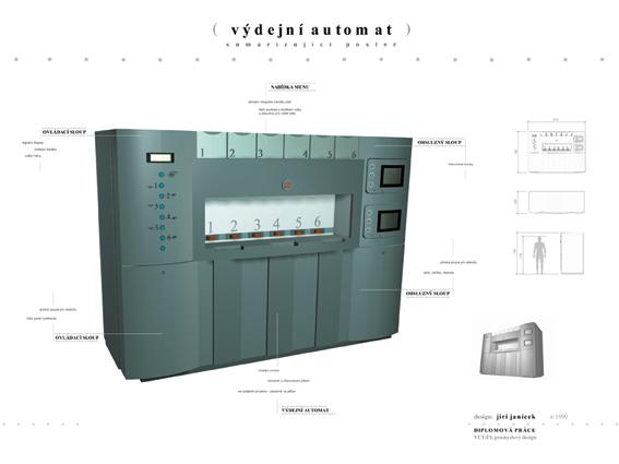 Výdejní automat