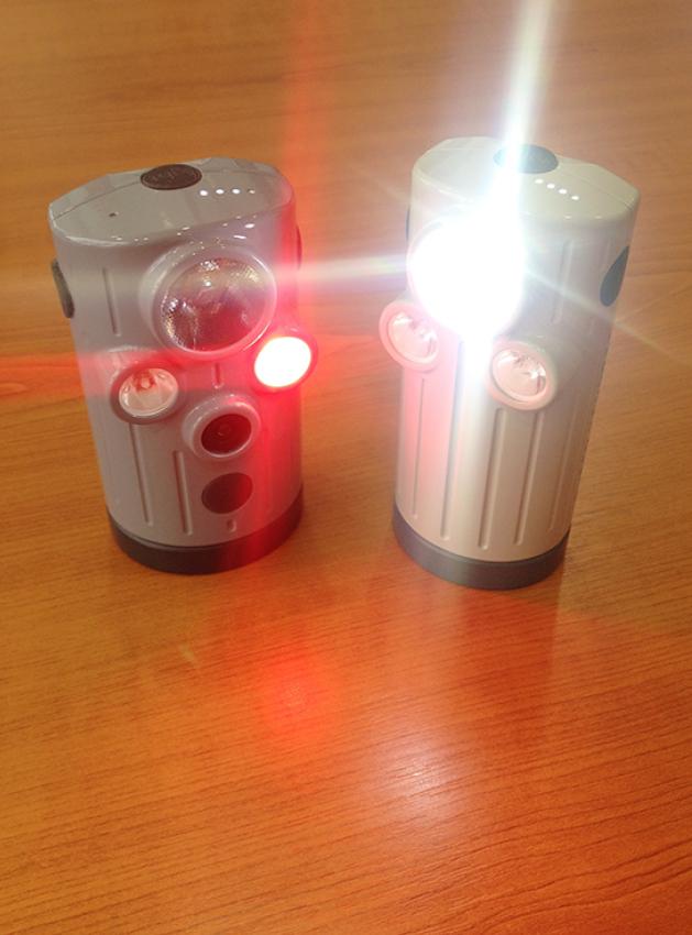 Multifunkční ruční svítilna, Multifunctional Hand Torch