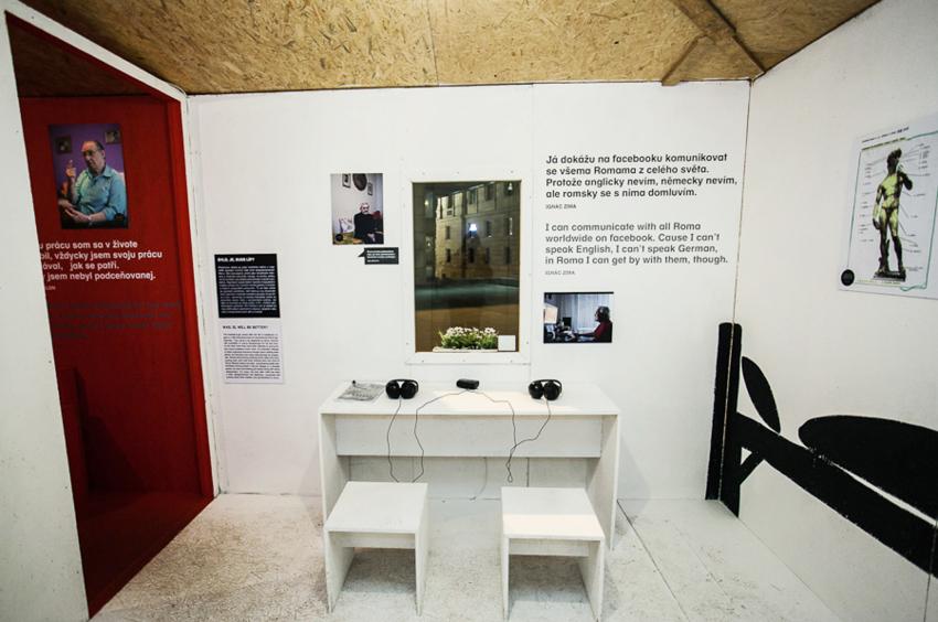 """exhibition """"khatar san?"""""""