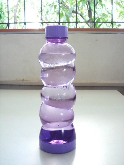 BOTTLE FOR MINERAL WATER