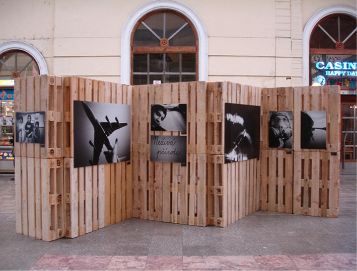 "PHOTOGRAPHY EXHIBITION ""TOGETHER ABOUT OURSELVES"""